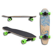 Canadian Maple Longboard (LCB-65)